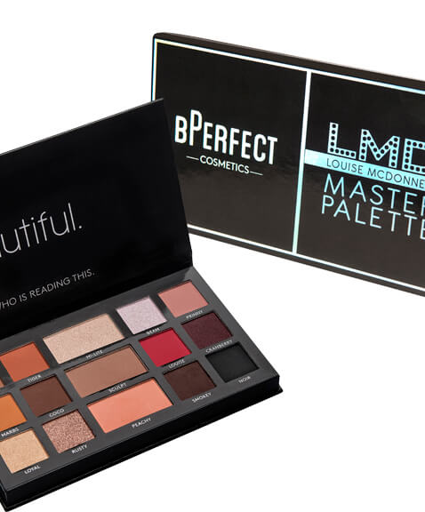 LMD Master Palette bPerfect Cosmetics