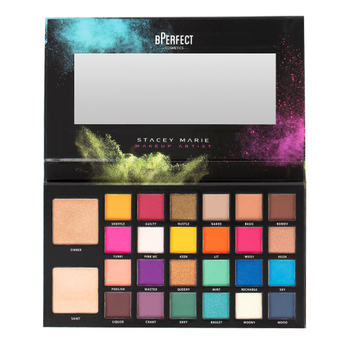 bPerfect Cosmetics Carnival Palette by Stacey Marie Makeup Artist