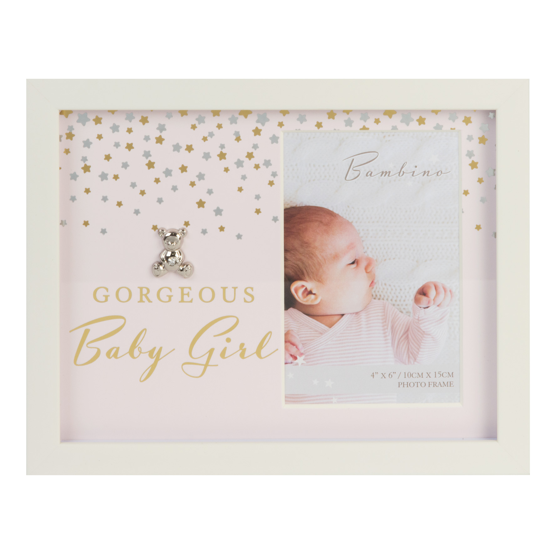 Gorgeous Baby Girl Frame