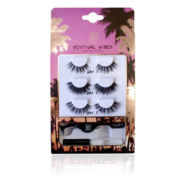 SoSu by SJ - Festival Vibes Lash Collection