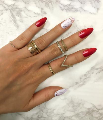 Sosu fashion nails marble diva tullys pharmacy - Diva nails and beauty ...