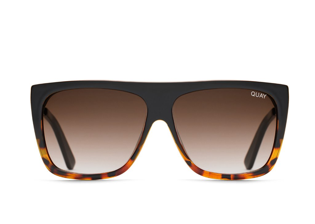 Quay Sunglasses OTL II Tort Brown by Desi Perkins
