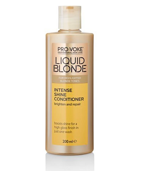 Provoke Liquid Blonde Gloss Intensifying Conditioner 200ml