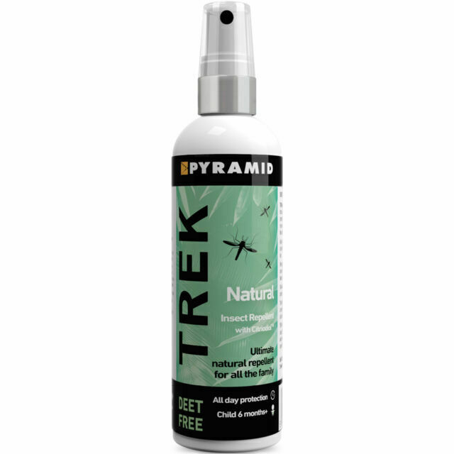 Trek Natural Insect Repellant