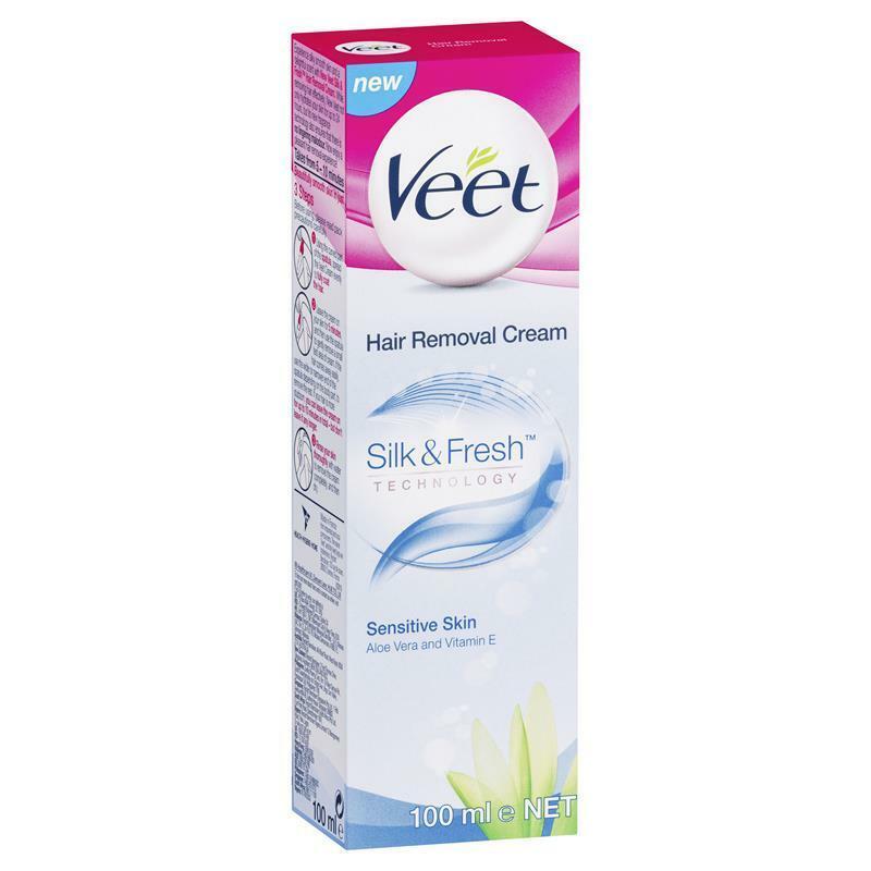 Veet Hair Removal Cream Sensitive Skin Tullys Totalhealth Pharmacy